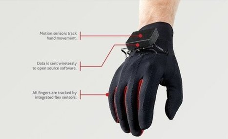 Manus shows off consumer VR glove at E3Hypergrid Business | Technologie Éducative | Scoop.it