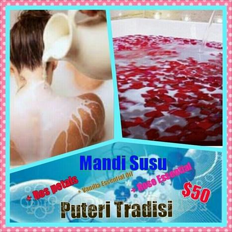 mandi bunga mandi susu | puteritradisimandibunga | Scoop.it