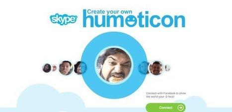 Skype Launches Humoticons Facebook App | Social Media Goodies | Scoop.it