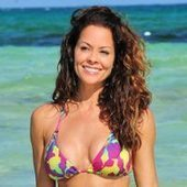 """Brooke Burke-Charvet Shares Fitness Tips: """"If You're Not Sweating, You're Not ... - E! Online 