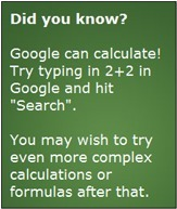 Be a 'Google Power Searcher' | SearchTools | Scoop.it