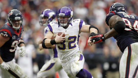 2014 Fantasy Football: Jacksonville Jaguars RB Toby Gerhart's Ceiling is Sky ... - Rant Sports   NFL Fantasy Football   Scoop.it