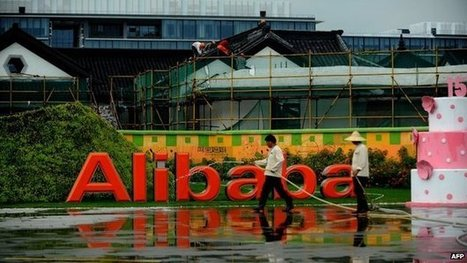 What will Alibaba do with $25bn? | Supply Chain, Logistics & Freight Transport Analysis by Chris Saynor | Scoop.it