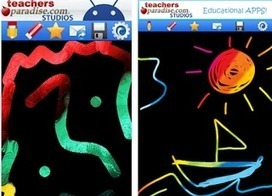 8 Great Android Apps to Unleash Kids Creativity | Technology in Art And Education | Scoop.it