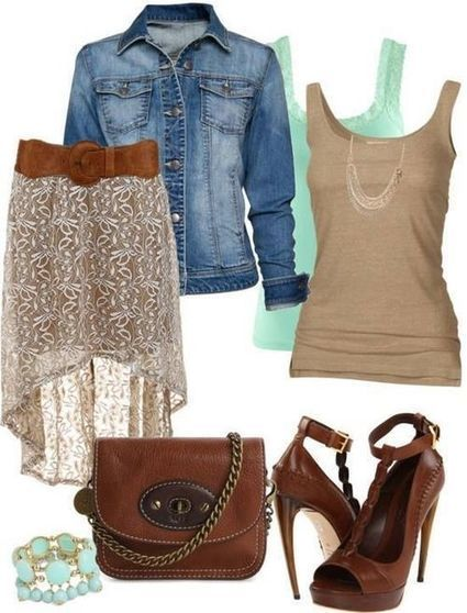10 Spring Fashion Outfits | Fashion | Scoop.it