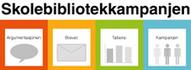 NY NBF Skolebibliotekkampanje -  starter den 17. OKT 2012 i Norge   Skolebibliotek   Scoop.it