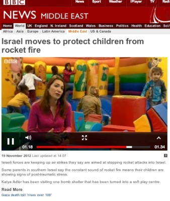 A week is a long time in Gaza. Or, how the BBC covered 38 consecutive breaking news stories … | DJ.Womble Daily - Magazine | Scoop.it