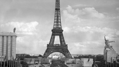 Plus grands escrocs de l'Histoire: Victor Lustig, l'homme qui a vendu la Tour Eiffel   La Tour Eiffel   Scoop.it