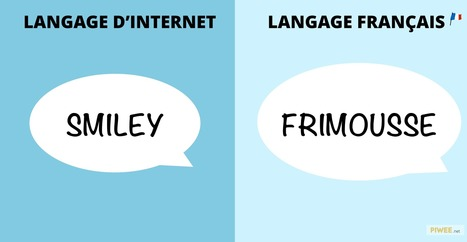 TOP 17 des équivalents français des mots d'internet. Le web francisé ! | LES TICE EN CLASSE DE FLE | Scoop.it