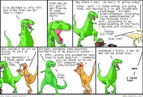 Philosophical Dinosaur | Philosophie et société | Scoop.it