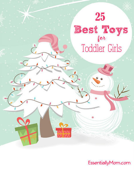 25 Best Toys for 1 Year Old Girls | Health and Fitness | Scoop.it