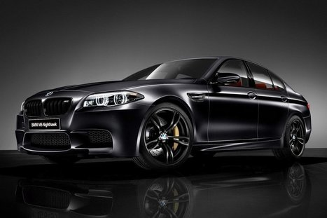 BMW M5 Nighthawk | Maxabout Images | Scoop.it