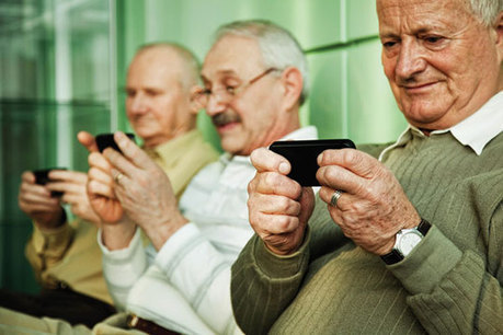 mHealth, an Opportunity to Improve the Quality of Life of our Senior Citizens | mHealth: Patient Centered Care-Clinical Tools-Targeting Chronic Diseases | Scoop.it