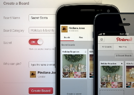 How to Create Secret Board in Pinterest | Digital Advices - The Social Media World | Scoop.it