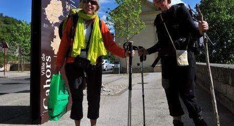 Chemin de Saint-Jacques : qui sont les cheminants ? | Tourisme de randonnées                                                                                                                                                                                 & Sports de nature pour les pros | Scoop.it