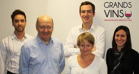 Grandsvins-prives.com : un site de ventes privées et événementielles dédié au vin   L'ecommerce du vin   Scoop.it