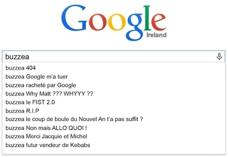 Google pénalise Buzzea (vente d'articles avec liens SEO) | 100% e-Media | Scoop.it