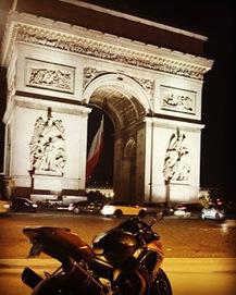 Balades en France et ailleurs...: Choupette à Paris | Les sites favoris de balade à moto | Scoop.it