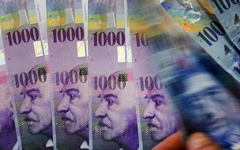 Switzerland to vote on banning banks from creating money | Money News | Scoop.it