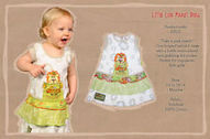 NWT,Girls Little Lion Pocket Dress, Sizes 6-12,18-24Months,100% Cotton | Classic Range | Scoop.it