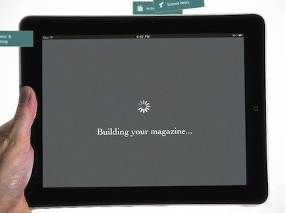 iPad Magazine App Zite Reportedly Selling For $20-$25 Million To CNN | AJCann | Scoop.it