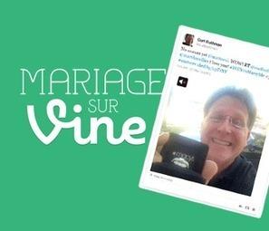 Il réalise la toute première proposition de mariage sur Vine | Réseaux sociaux @ | Scoop.it