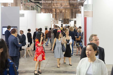 Are Art Fairs Good for Galleries—Or Killing Them? - artnet News | Artes y Partes | Scoop.it