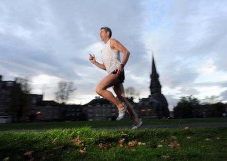 Book features stories of dedicated runners - Latest news - Scotsman.com | Edinburgh Stories | Scoop.it