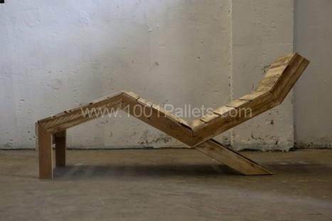 "The ""P"" Series – Pallet classic furnitures | Intricate sleek furniture | Scoop.it"
