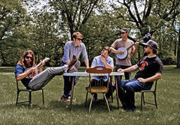 Greensky Bluegrass flips the genre on its head - The Daily Planet   Acoustic Guitars and Bluegrass   Scoop.it