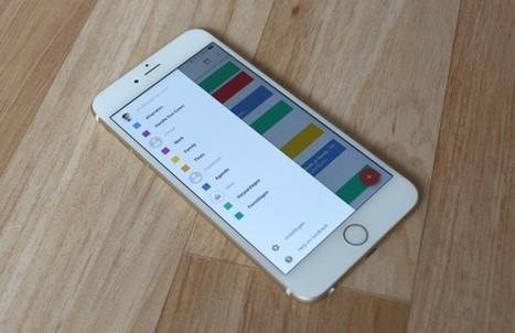 Prachtige agenda-app van Google is nu beschikbaar voor iOS - iPhoned.nl | OnderwijsRSS | Scoop.it