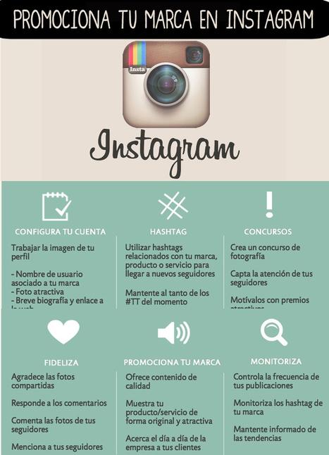 Marketing en Instagram. Estrategia para el éxito | | Debate Formativo | Scoop.it