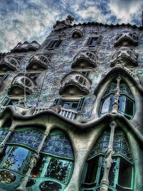 Casa Batllo - Barcelona, Spain | Favorite pictures | Scoop.it