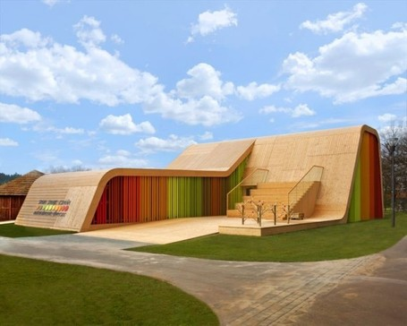 Spanish Pavilion at Floriade 2012 by Pulgon Diseño | What Surrounds You | Scoop.it