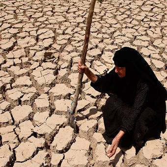 How Climate Change Created the Syrian Crisis | Climate change challenges | Scoop.it