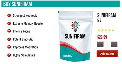 Positive Sunifiram Effects and Negative Side Effects | Nootropics | Scoop.it