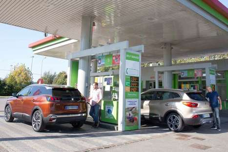Une première depuis 15 ans: l'essence devant le diesel en octobre   Infrastructures & Véhicules   Scoop.it