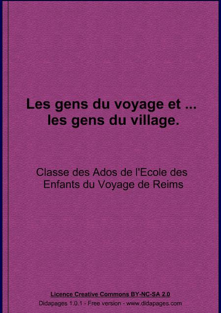 le site de la classe des Ados du Voyage | Ressources Pédagogiques pour le FLS & co : une sélection du Casnav de l'Académie de Nantes | Scoop.it