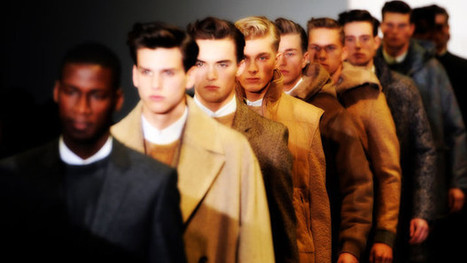 Three Top Men's Style Trends From GQ's Guide: Video | Fashion Supply Chain Leaders | Scoop.it