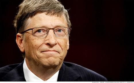 Bill Gates no longer Microsoft's biggest shareholder | Tech And Gadget News | Scoop.it