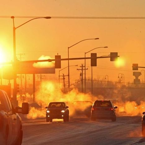 Air pollution in North Pole worse than Los Angeles, Milwaukee and Detroit combined | Sustain Our Earth | Scoop.it