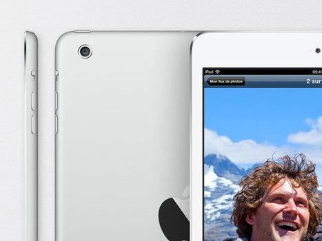 Vers un iPad 5 plus fin et plus léger ? | Geeks | Scoop.it