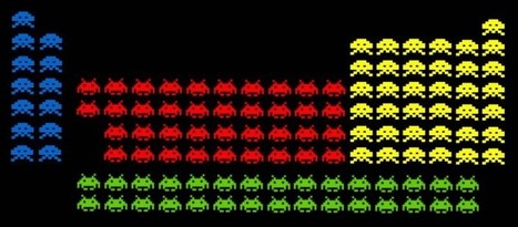 I Play Space Invaders Periodically | A Fascination With Experience | Scoop.it