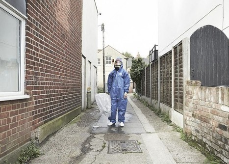 "Mosaic: ""Killer Dust"" by Nic Fleming 