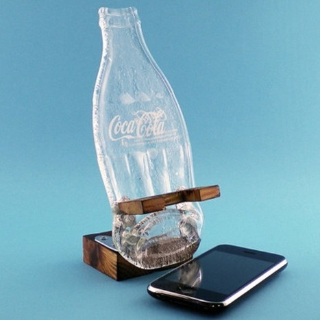 10 Strikingly Unusual iPhone Stands | Technology in Business Today | Scoop.it