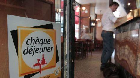 Démarrage officiel en douceur pour le titre restaurant à puce | Those things will impact our daily life | Scoop.it