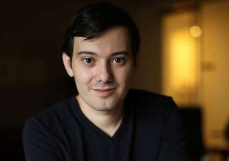 Martin Shkreli, the Bad Boy of Pharmaceuticals, Hits Back | Futurism, Ideas, Leadership in Business | Scoop.it