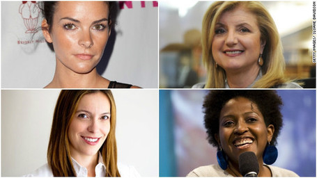 women on Twitter who will inspire - CNN International | Blogs About Google+ , Google, Twitter , LinkedIn, FaceBook, Skype | Scoop.it