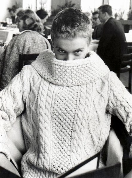 How Jean Seberg Became the Face of French New Wave   Vintage and Retro Style   Scoop.it