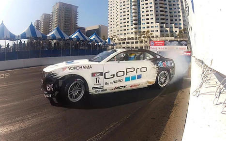 Twitter / GoPro: New #GoPro edit featuring ... | the art of drift | Scoop.it